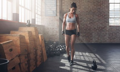 $19 for a One-Month Personalized Fitness Program with Fitterclub ($69 Value)