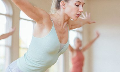 image for $40 for Three Classes at Barre3 ($72 Value)