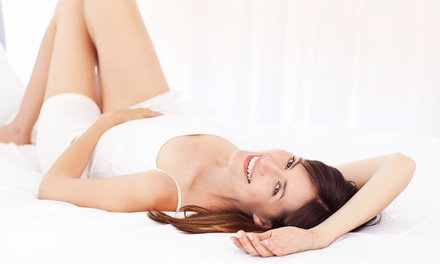 Body or Facial Waxing at Infinity Med-I-Spa (Up to 57% Off). Three Options Available.