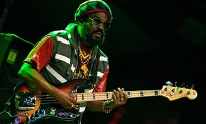 The Wailers: The Original Wailers on August 30 at 9 p.m.