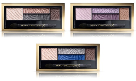 Kit di ombretti Max Factor disponibile in 3 gamme di colori