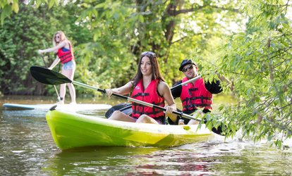 Up to 52% Off Kayak Rental from Third Coast Paddling