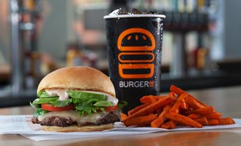 Up to 41% Off Burgers at BurgerIM