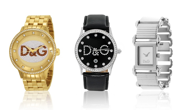 4095139ba Relojes Dolce & Gabbana | Groupon Goods
