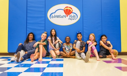 Childcare at Adventure Kids Playcare (Up to 51% Off). Two Options Available.
