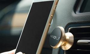 Support smartphone voiture 360°
