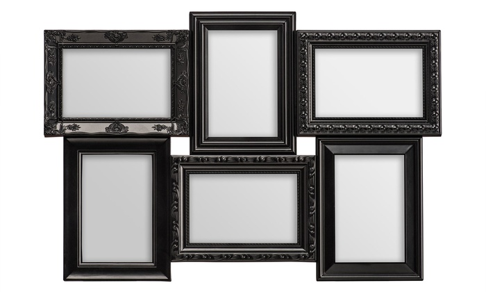 Multi-Photo Frame 4\'\' x 6\'\'   Groupon Goods