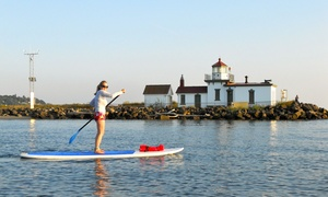 Surf Ballard: One or Two Two-Hour Standup-Paddleboard Rentals at Surf Ballard (Up to 51% Off)