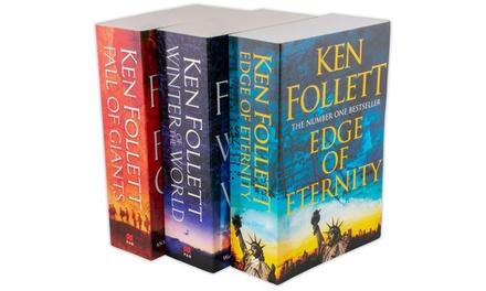 Ken Folletts Century Trilogy Set