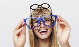 Optiland: Badanie wzroku wizyta kontrolna, dobór soczewek i więcej za 69,99 zł w Optiland (do -50%)