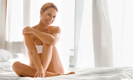 Six Laser Hair-Removal Treatments at Belle Visage Laser Medical Spa (Up to 94% Off). Four Options Available.
