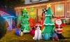 Inflatable LED Christmas Tree
