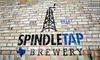 Up to 40% Off at Spindletap Brewery