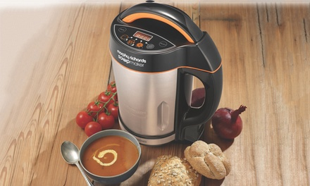 Morphy Richards Soup Maker for £39.98 With Free Delivery (60% Off)