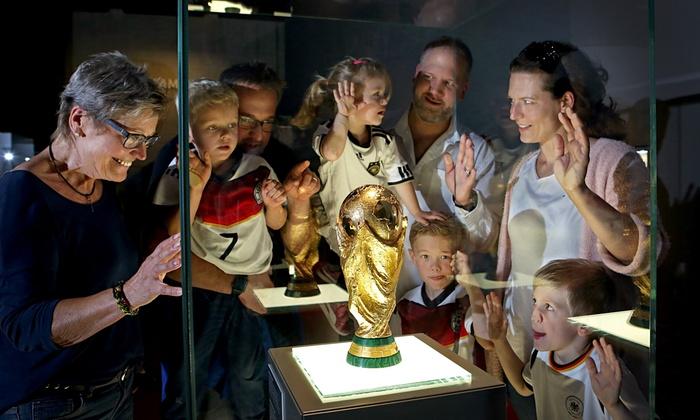 Gutscheinticket Fussballmuseum Deutsches Fussballmuseum