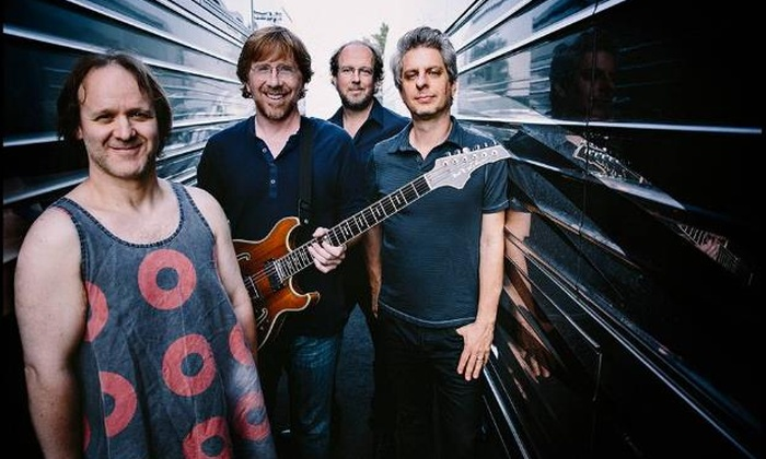 Phish - Skybox on Sheffield Rooftop: Phish – Wrigleyville All-Inclusive Rooftop Concert Experience on June 24 or 25 at 7 p.m.