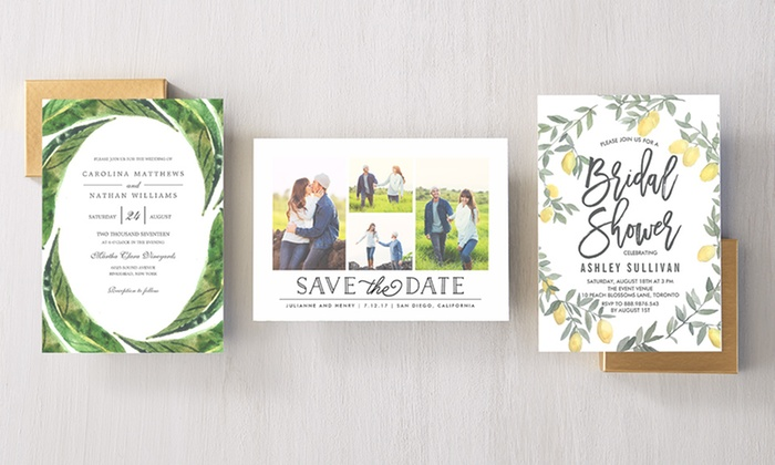 Zazzle: Zazzle Custom Cards, Announcements, and Invitations (Up to 71% Off)