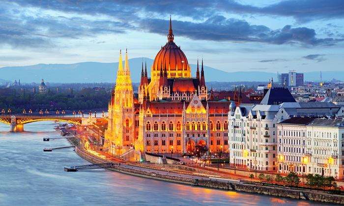 Prague To Budapest Car Travel Time