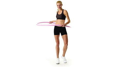 Pineapple Weighted Body Fitness Hoop