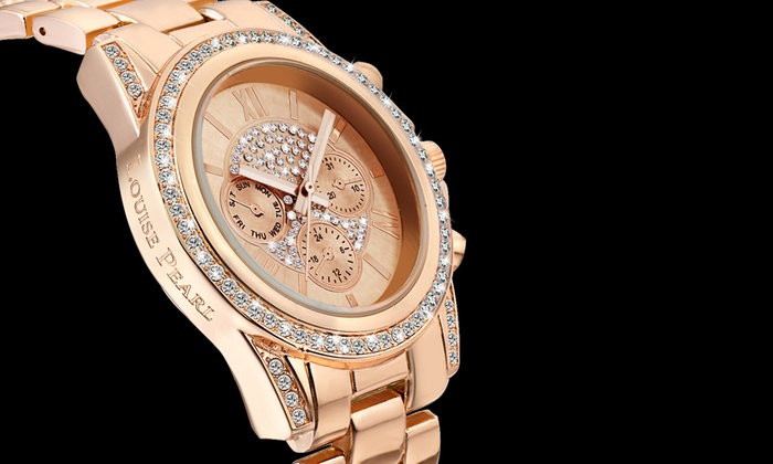 Women's Watches with Crystals from Swarovski® from £24.98