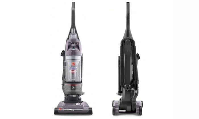 Hoover Elite Bagless Vacuum Groupon Goods