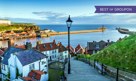 North Yorkshire: 1 or 2 Nights for Two with Breakfast and Wine or Dinner at The Resolution Hotel