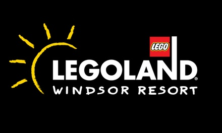 LEGOLAND® Windsor: Adult or Child Resort Entry