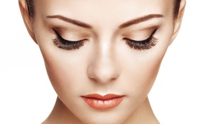 JJ Eyelashes: Eyelash Extensions with 80 or 100 Lashes Per Eye at JJ Eyelashes (Up to 65% Off). Five Options Available.