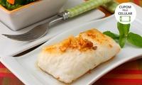 Pizzaiolo – Asa Sul: pescada grelhada e acompanhamentos para 2 pessoas