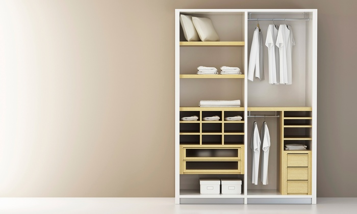 Out of the Closet Organizer - Washington DC: Three or Five Hours of House Organization with Consultation from Out of the Closet Organizer (Up to 52% Off)