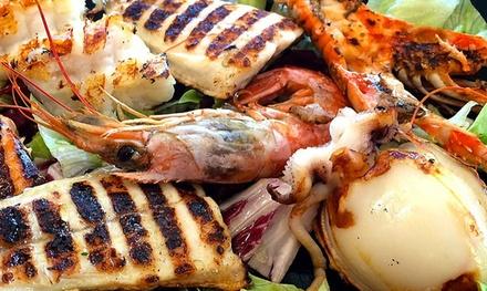 ⏰ Menu pesce in antico monastero a 39,90€euro