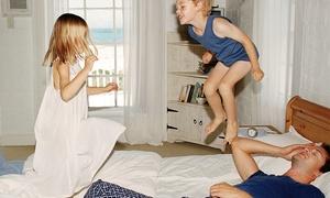 Groupon: Kostenloser Groupon (V)Katertags-Gutschein für den Hangover am nächsten Tag - Frau und Kinder schenken Papa etwas Ruhe