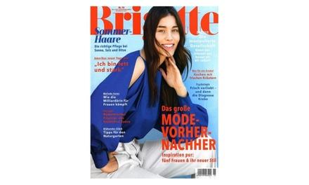 Brigitte Abo Prämie hörzu brigitte autobild oder andere zeitschrift bei king media im