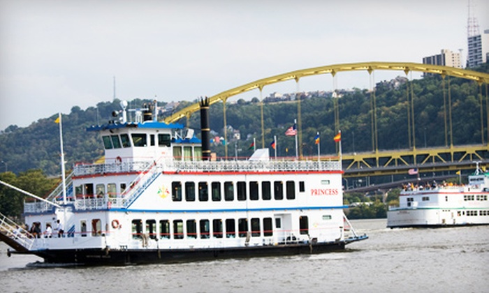 Gateway Clipper Fleet - South Shore: $19 for One Ticket to the Chicken & Ribs Dinner Cruise from Gateway Clipper Fleet ($33 Value)