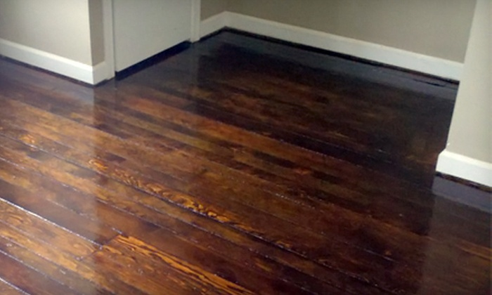 Fabulous Floors - Lindenwood Park: $185 for Hardwood-Floor Resurfacing and Conditioning from Fabulous Floors (Up to $375 Value)