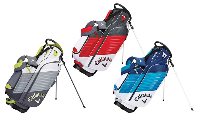 Callaway 2017 Chev Stand Bags Groupon
