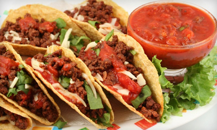 Ceja's Mexican Diner & Grill - Ivey Ranch / Rancho Del Oro: $6 for $12 Worth of Mexican Fare at Ceja's Mexican Diner & Grill in Oceanside