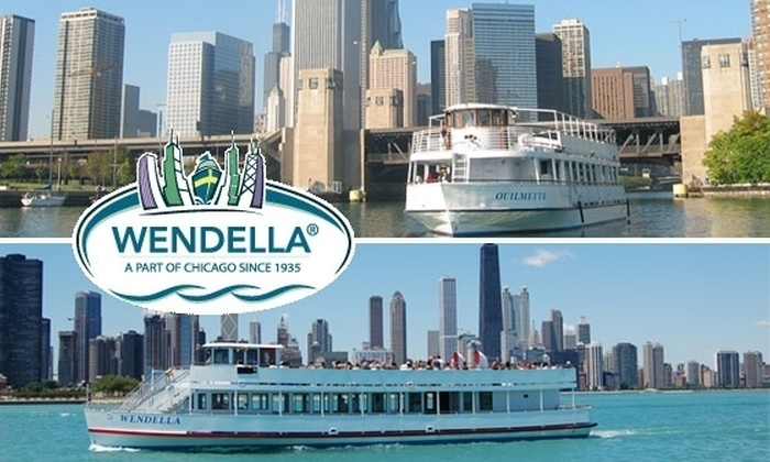 Half off wendella boat tours wendella boat rides groupon for Architecture tour chicago boat