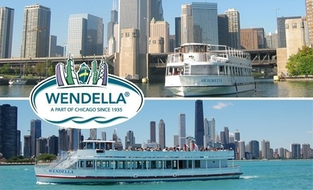 Wendella boat tour coupon