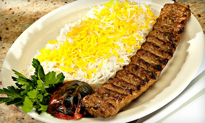 Dolores Restaurant - West Los Angeles: $10 for $20 Worth of American and Persian Fare at Dolores Restaurant