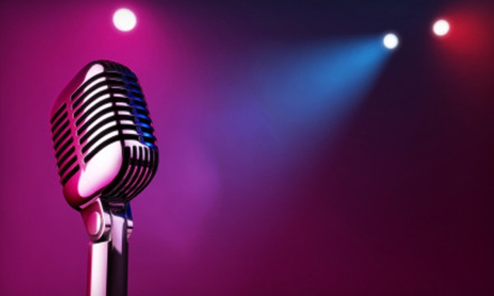 Headliners Comedy Club at The Gold Room - Riverton: Comedy Night with Appetizers for Two or Four at Headliners Comedy Club at The Gold Room (Up to 56% Off)