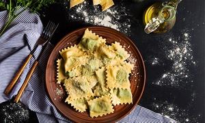 ParmAroma: Menu emiliano e calici di vino in abbinamento per 2 o 4 persone al ristorante ParmAroma al Pantheon (sconto fino a 68%)