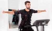 2x 20 Min EMS-Training mit Leih-Trainingskleidung und persönlicher 1:1 Trainer-Betreuung im EMS SPA (bis zu 79% sparen*)
