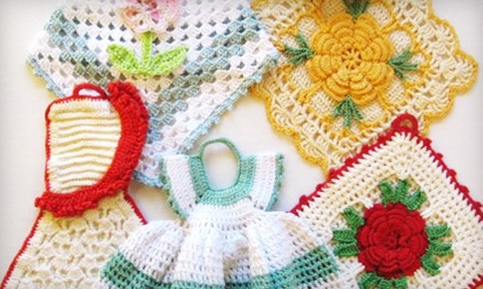 Maggie's Crochet - Portland, ME: $15 for $30 Worth of Merchandise from Maggie's Crochet