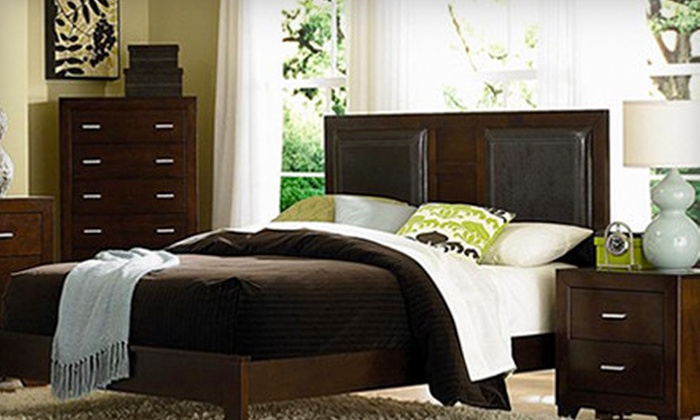 Mattress & Furniture Expo - Cleveland: Mattresses, Furniture, and Bedding at Mattress & Furniture Expo (Up to 67% Off). Two Options Available.