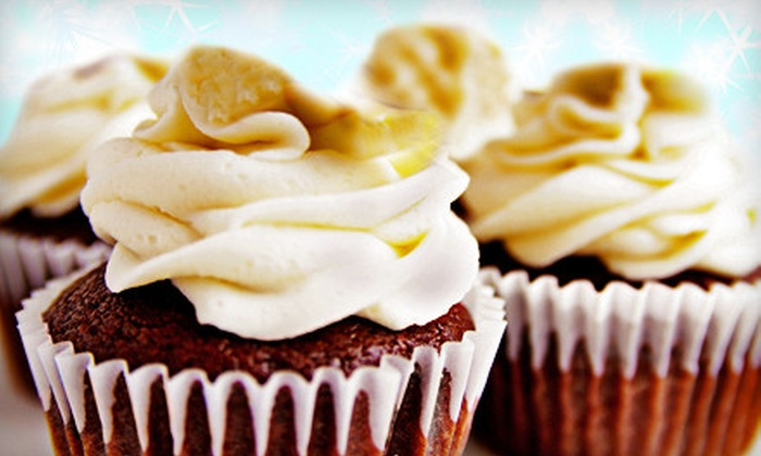 Cotton's Gourmet Gifts & Creations - West Lanham Hills: $20 for a Three-Month Membership to the Cupcake of the Month Club from Cotton's Gourmet Gifts & Creations ($40.50 Value)