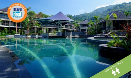 Thailand: Per Person Nights at Mandarava Resort & Spa, 4 Nights at Moracea by Khao Lak Resort + Flights