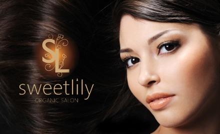 Sweet Lily Organic Salon: $95 Groupon for Women's Hair Services - Sweet Lily Organic Salon in Seattle
