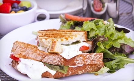 Breakfast for Two (up to a $26 total value) - Cafe St. Tropez in Carmel