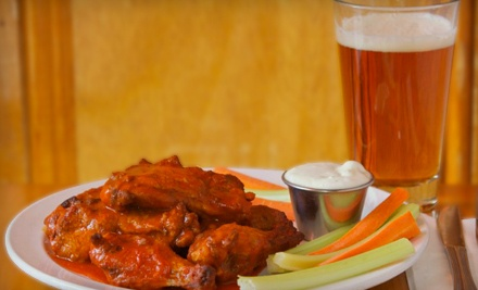 Pub Meal for 2 - Mahoney's Pub & Grille in Chicago